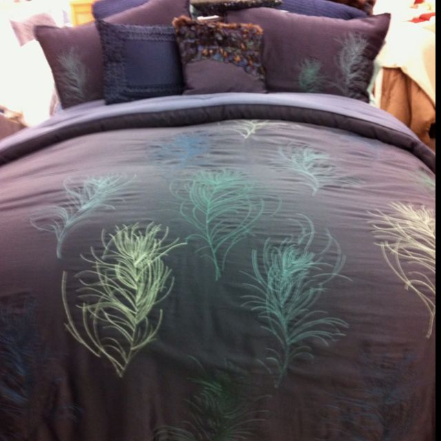 1000 images about all things peacock bedding pillows on pinterest peacock quilt peacock - Peacock bedspreads ...