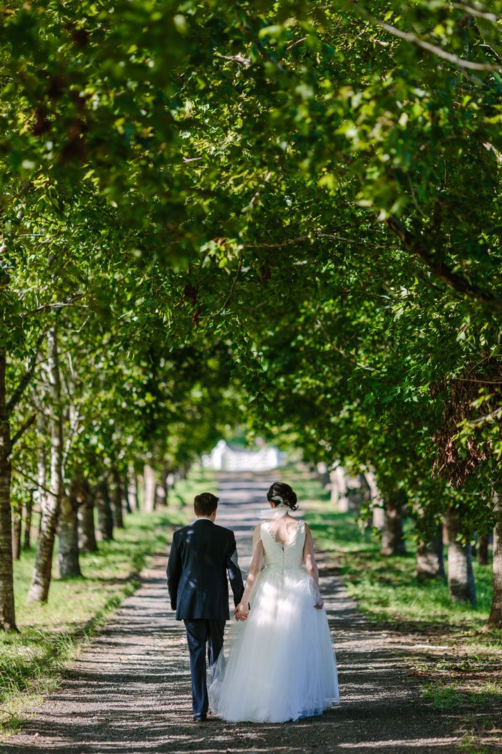 Love Between The Trees | Fernbank Farm | Central Coast Wedding & Event Venue