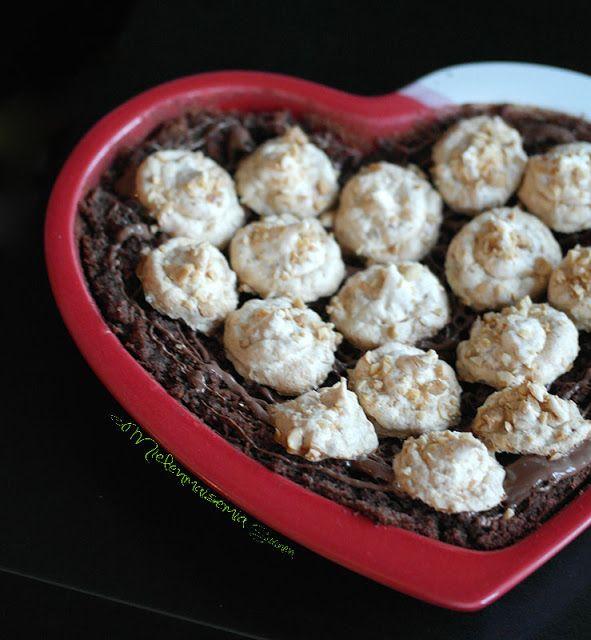 Mielenmaisemia: Suklaakakku, joka maistuu snickersiltä