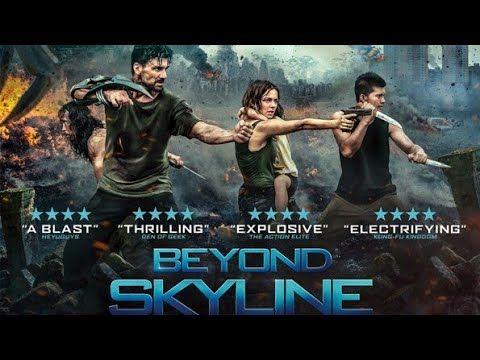 BEHOND SKYLINE  FILM  Fr SIENCE FICTION 2018