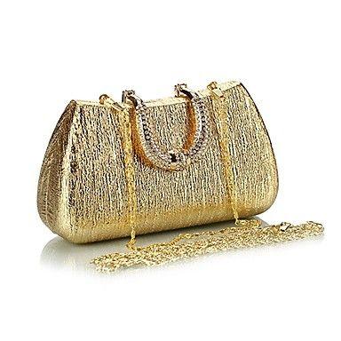 Euramerican Moda Diamante saco de noite das mulheres – BRL R$ 76,16