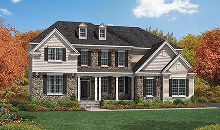 Design Your Own Home By Toll Brothers Stansbury
