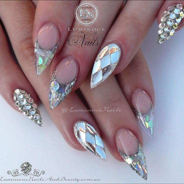 Art Design Gel Acrylic: 25+ Best Ideas About Confetti Nails On Pinterest