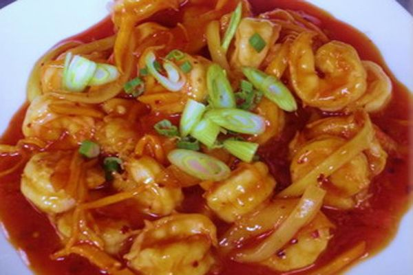 Resep Udang Goreng Mentega Ala Restoran | ResepDapur.net