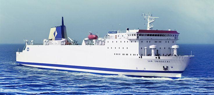#unityline #prom #ferry #jansniadecki #sea #poland #sweden #świnoujście #szczecin #ystad