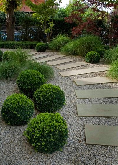 Contemporary Landscape by Laara Copley-Smith Garden & Landscape Design