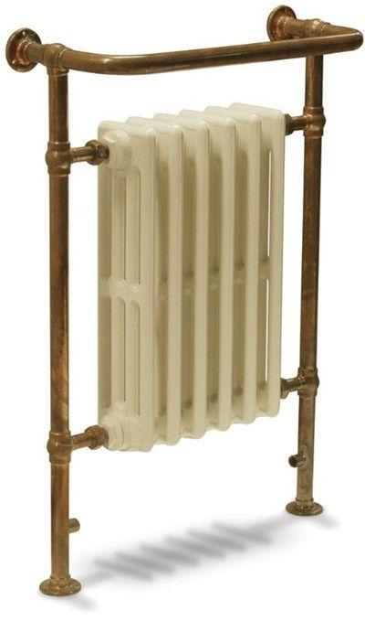 Beautiful Carron Broughton Bathroom Towel Radiator
