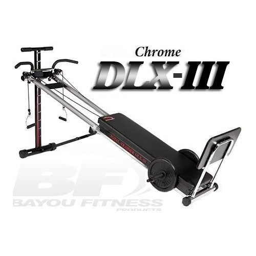 Bayou Fitness DLX-III Total Trainer Home Gym