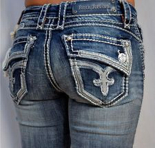ROCK REVIVAL Women's Denim - Love this brand. Fits amazing!