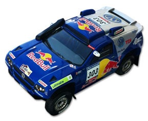 Volkswagen Race Touareg 2 - Carlos Sainz/Lucas Cruz - Rally Dakar - 2010