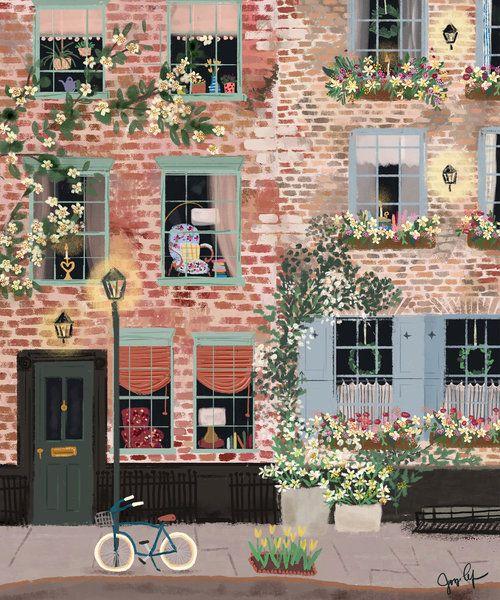 Seasons of NYC – Around the Corner no. 1
