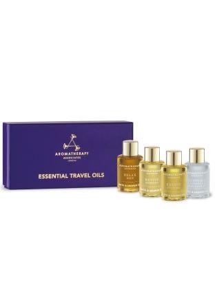 Aromatherapy Associates Essential Travel Oils