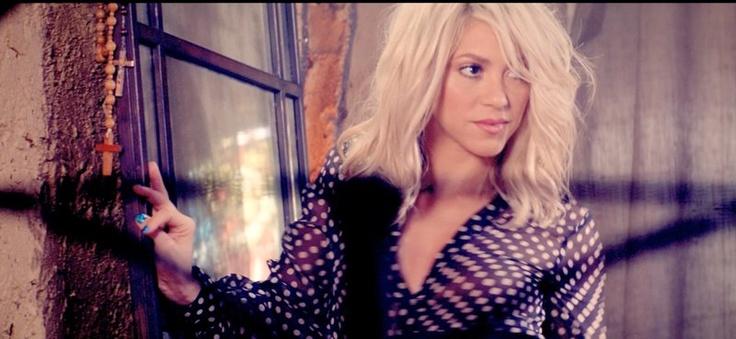 Shakira, Shakira, Shakira....