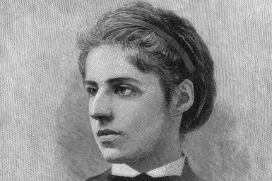 Emma Lazarus Changed the Meaning of the Statue of Liberty With a Poem: Poet Emma Lazarus