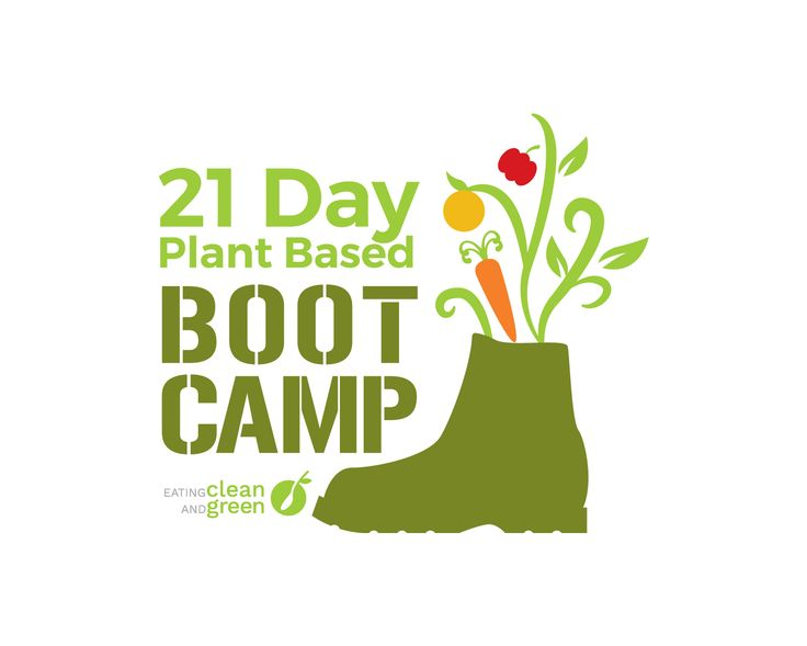 plant-based boot camp