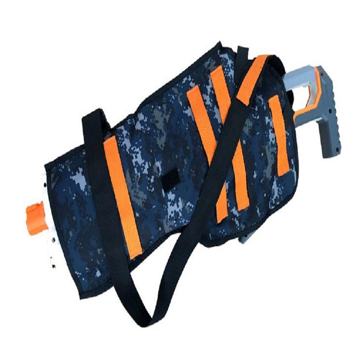 Gun Refill Darts Tactical Vest Storage Pockets for Nerf N-Strike Elite Team