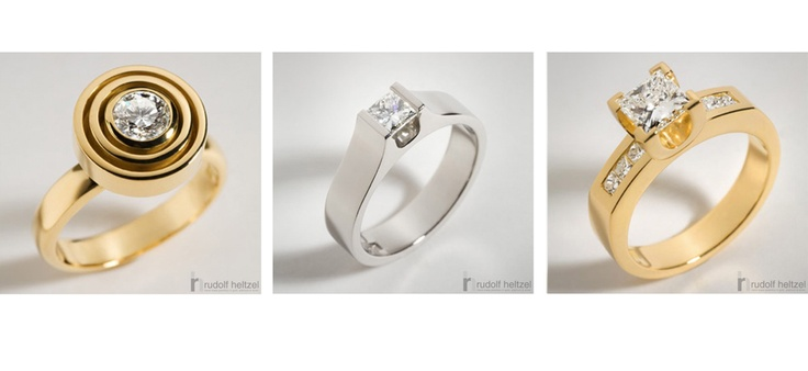 Rudolf Heltzel Gold & Silversmith - Kilkenny Wedding Jewellery, Engagement Rings, Wedding Rings - NearlyWeds.ie
