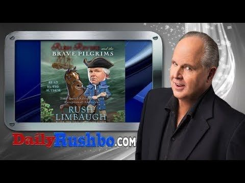 Limbaugh Tells True Story of Thanksgiving - 'A National Holiday Rooted in Thanking God for America' - Breitbart