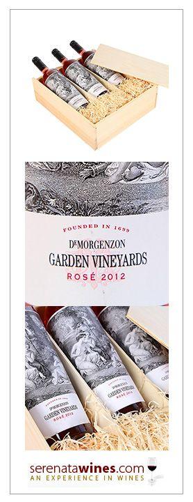 2012 Garden Vineyards Rose, 3 bottles, standard price: £49.99 #southafrica #wine #gifts