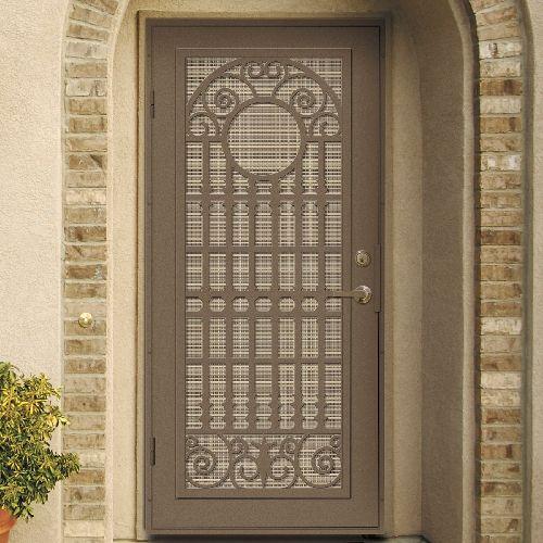 1000 Ideas About Security Door On Pinterest Door Locks