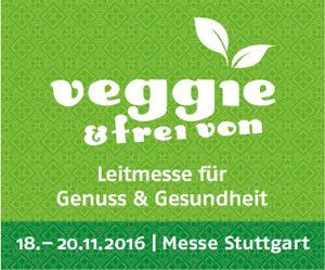 Liebe Good Smoothie Freunde, vom 18. - 20.11.16 stellen wir auf der Veggie & frei von in Stuttgart unsere Produkte aus. Neben Frucht- und Gemüspulvern in Rohkostqualität, gibt es leckere Smoothie-Mischungen als Smoothie 2Go oder in der Nachfülldose.  Gerne Begrüßen wir euch an unserem Stand und freuen uns, euch auf einen leckeren Smoothie einladen zu dürfen.