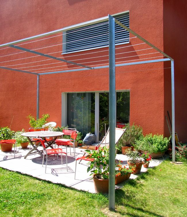 die besten 25 pergola metall ideen auf pinterest metall pergola carport metall und. Black Bedroom Furniture Sets. Home Design Ideas