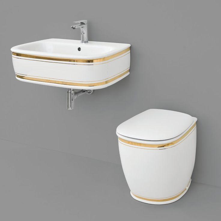 ber ideen zu wc dekor auf pinterest wcs wc renovieren und halbes badezimmer dekor. Black Bedroom Furniture Sets. Home Design Ideas