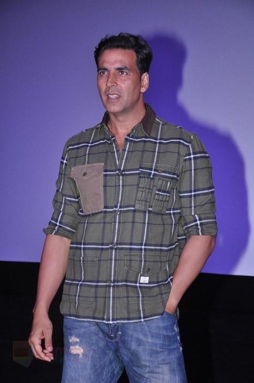 Akshay Kumar Inaugurates PVR Cinemas, Andheri