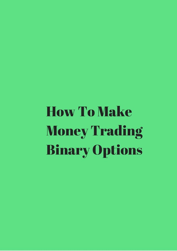 Is binary options trading a good idea