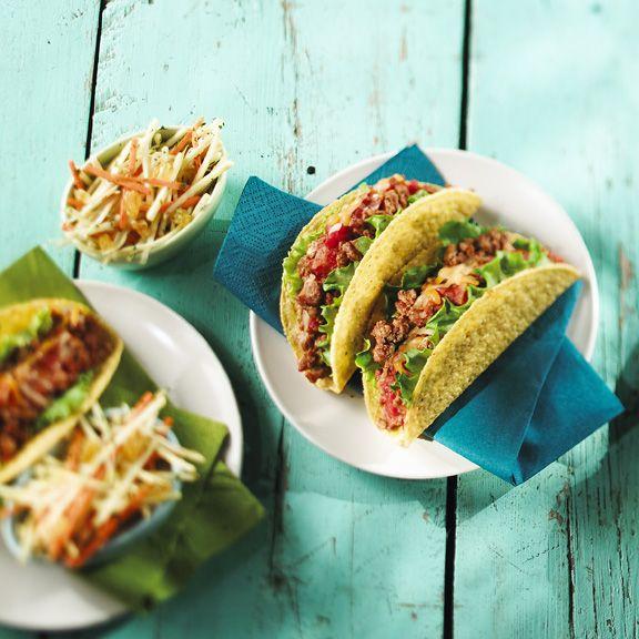 Tacos de dindon pimentés au chorizo