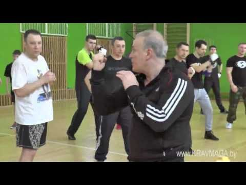 Крав мага Мастер класс Кахи Басилия 2016