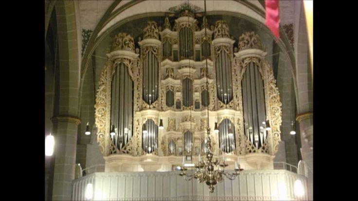 Dietrich Buxtehude - Passacaglia in d BuxWV 161