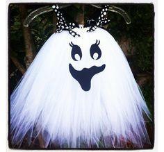 Happy Ghost tutu dress                                                                                                                                                      More