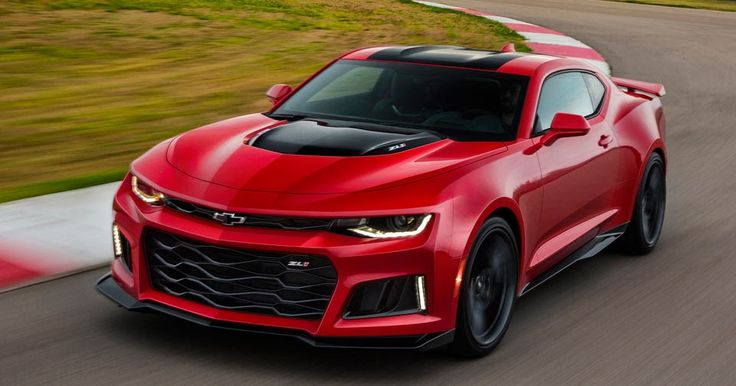 2017 Chevy Camaro ZL1 Hits 60 In 3.5 Seconds, Priced From $62,135 #Chevrolet #Chevrolet_Camaro