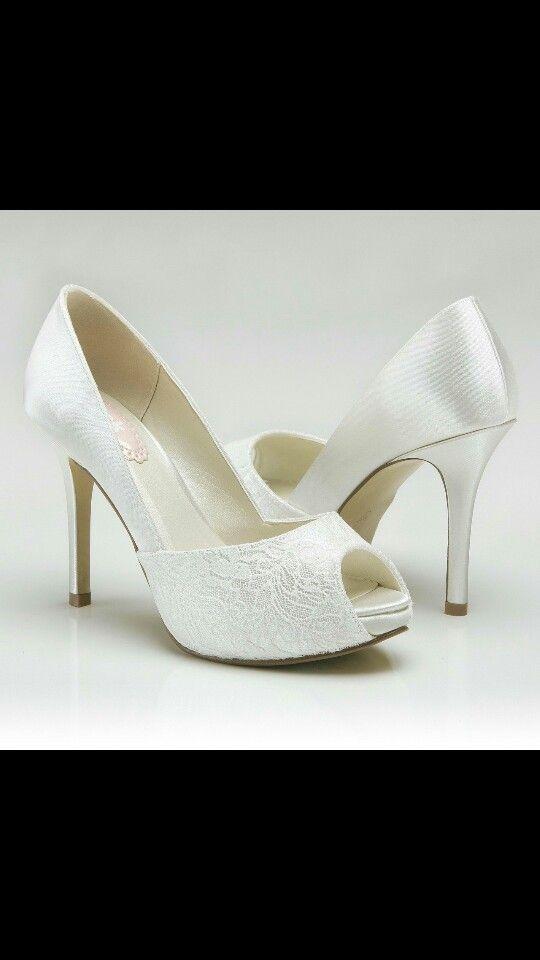 Dream wedding shoes