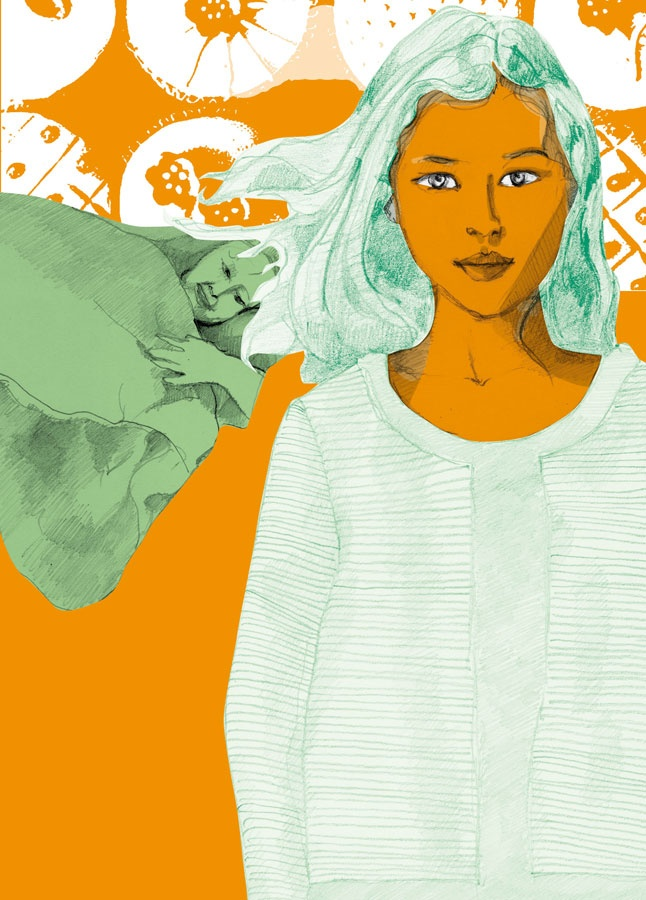 jaja - illustration for cover book 2012