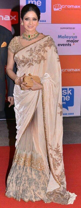#Sridevi . #treditional