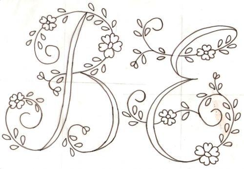 Pin Letras Cursivas Mayusculas Y Minusculas Abecedario