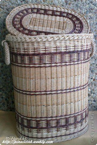 Изделия для питомцев Поделка изделие Плетение Всякое  Картон гофрированный Трубочки бумажные фото 26
