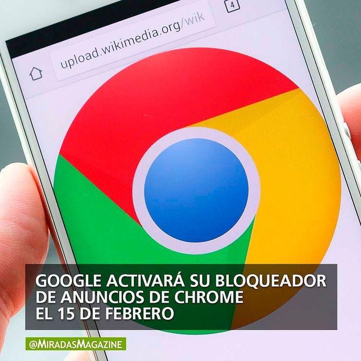 Tecnología - Internet\  El bloqueador de anuncios de Chrome tiene fecha de llegada el 15 de febrero. A partir de ahí se incluirá de manera nativa en todas las versiones del navegador web escritorio y móviles. . . Sigue leyendo en miradas.com.ve [enlace de bío]