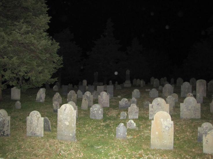 Barnstable Village, Cape Cod, MA - Haunted Souls cover inspiration?
