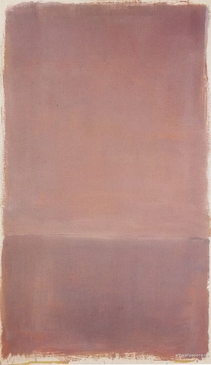 Rothko #pantone color of the year 2015 | #marsala:
