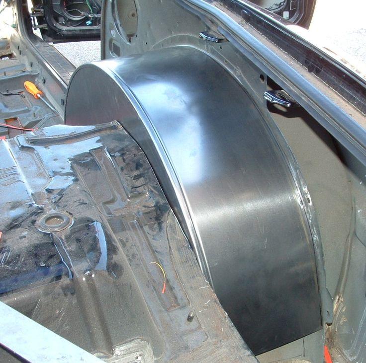 Mini Tub Kit Install F Body Camaro Firebird Trans Am Wolfe