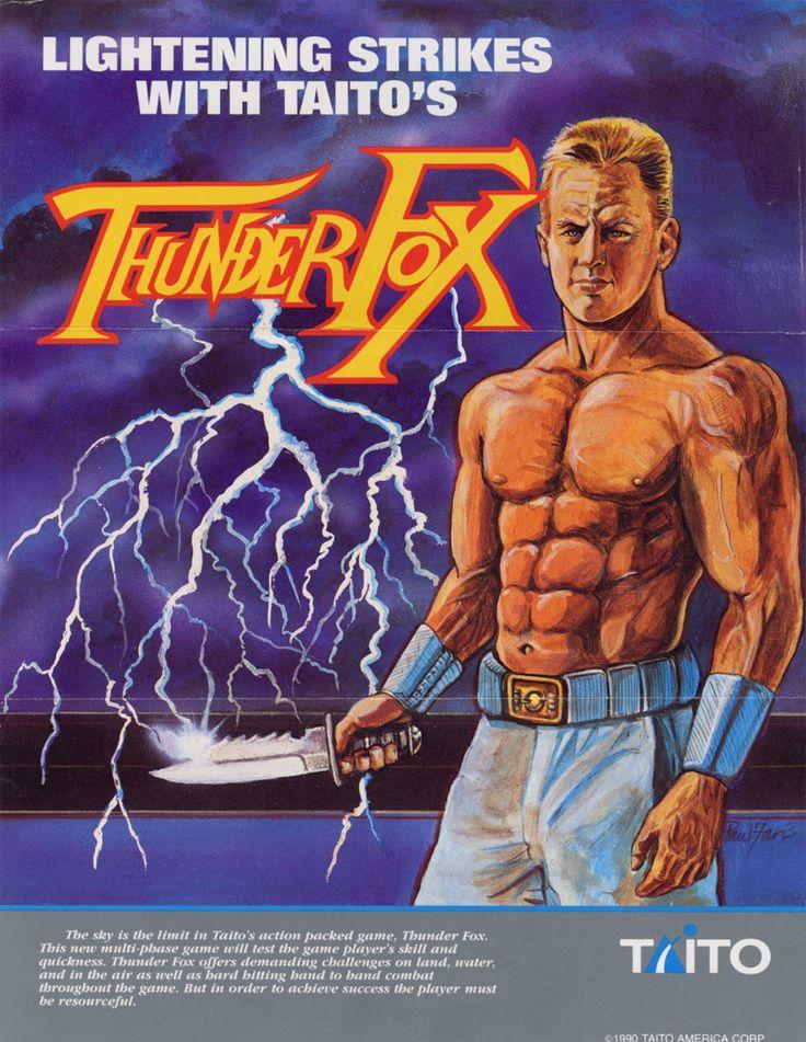 ThunderFox (1991)