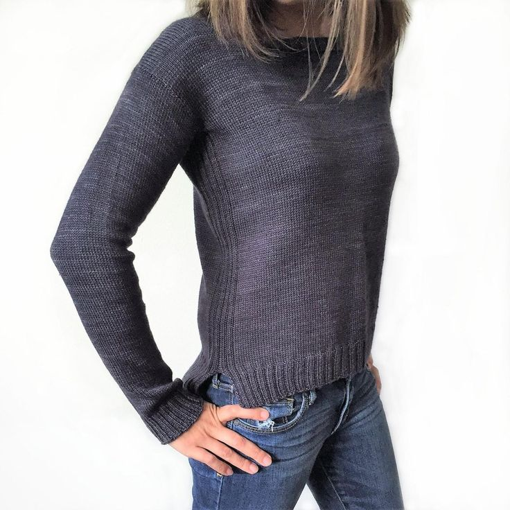 Knife Grinder's Daughter Knitting pattern by Kathryn Folkerth