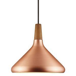 Nordlux Float Medium Pendant Light in Copper