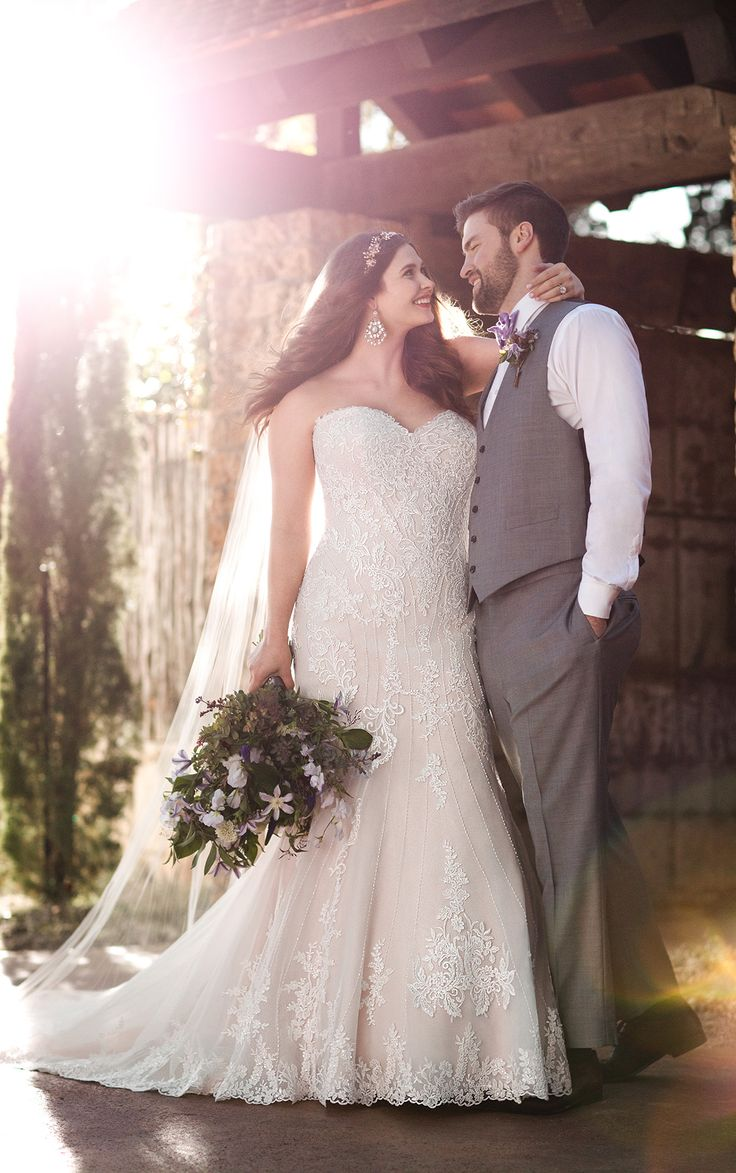 Essense bridal style 2209. Click the photo to try this dress on!