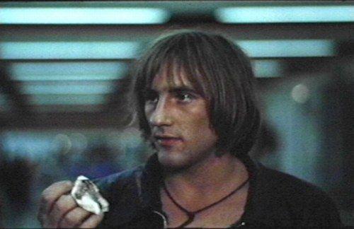 Gerard Depardieu- Super handsome (Love him in Green Card) around 1990