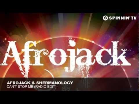 Afrojack & Shermanology - Can't Stop Me (Radio Edit)