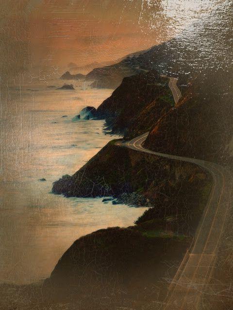 Highway 1. Big Sur. California (EE.UU.)